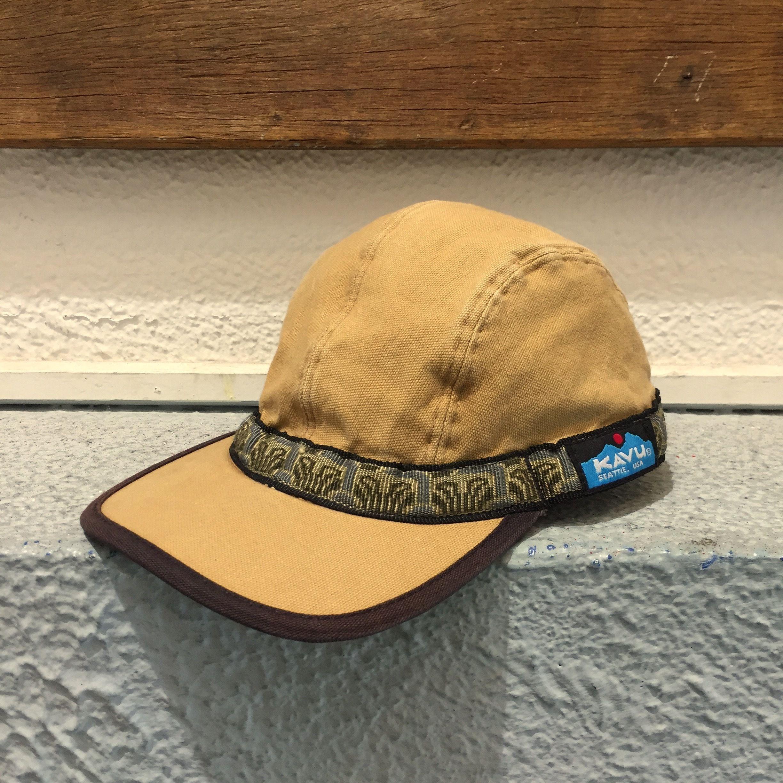 KAVU Strap Cap