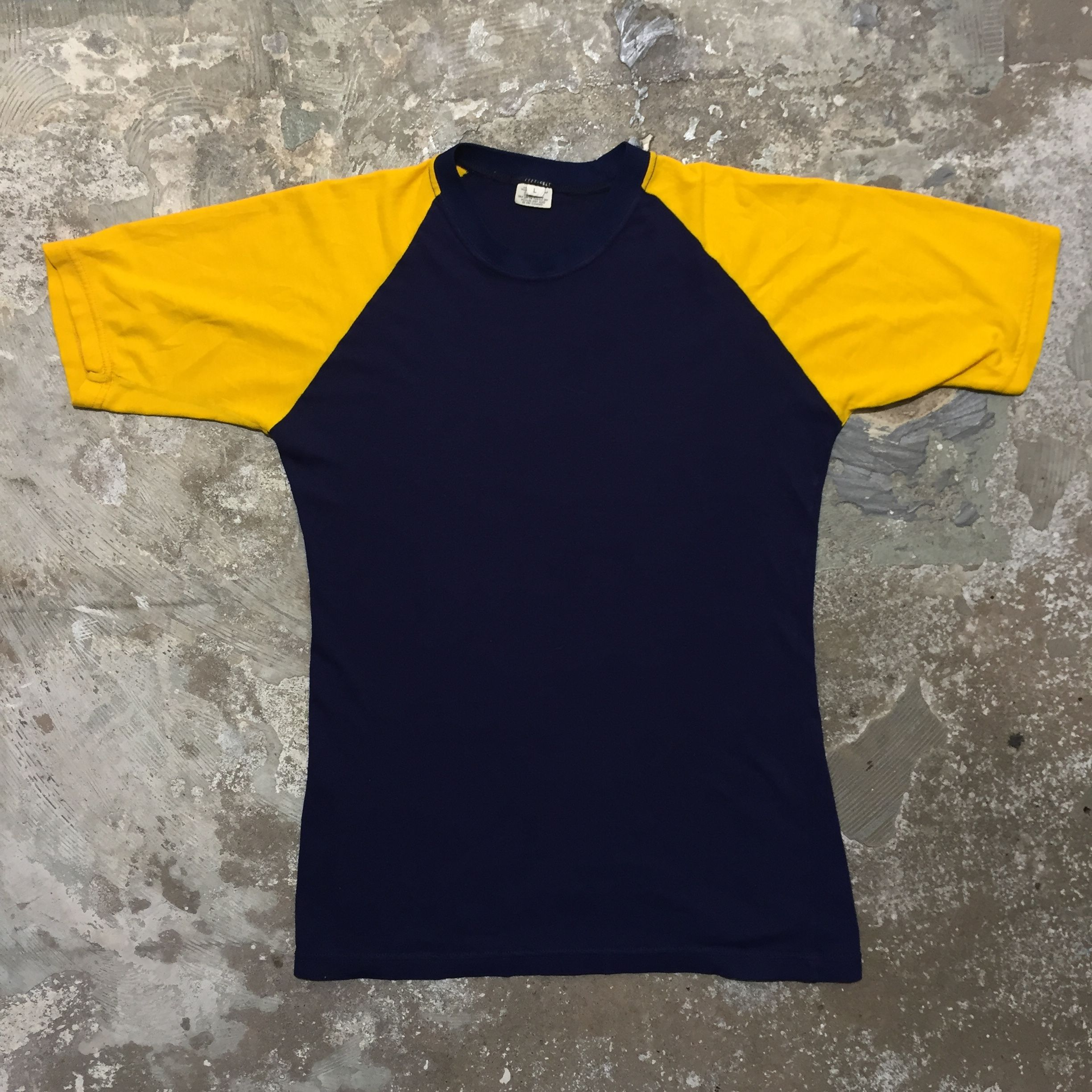 ~80's Two Tone R/S Tee