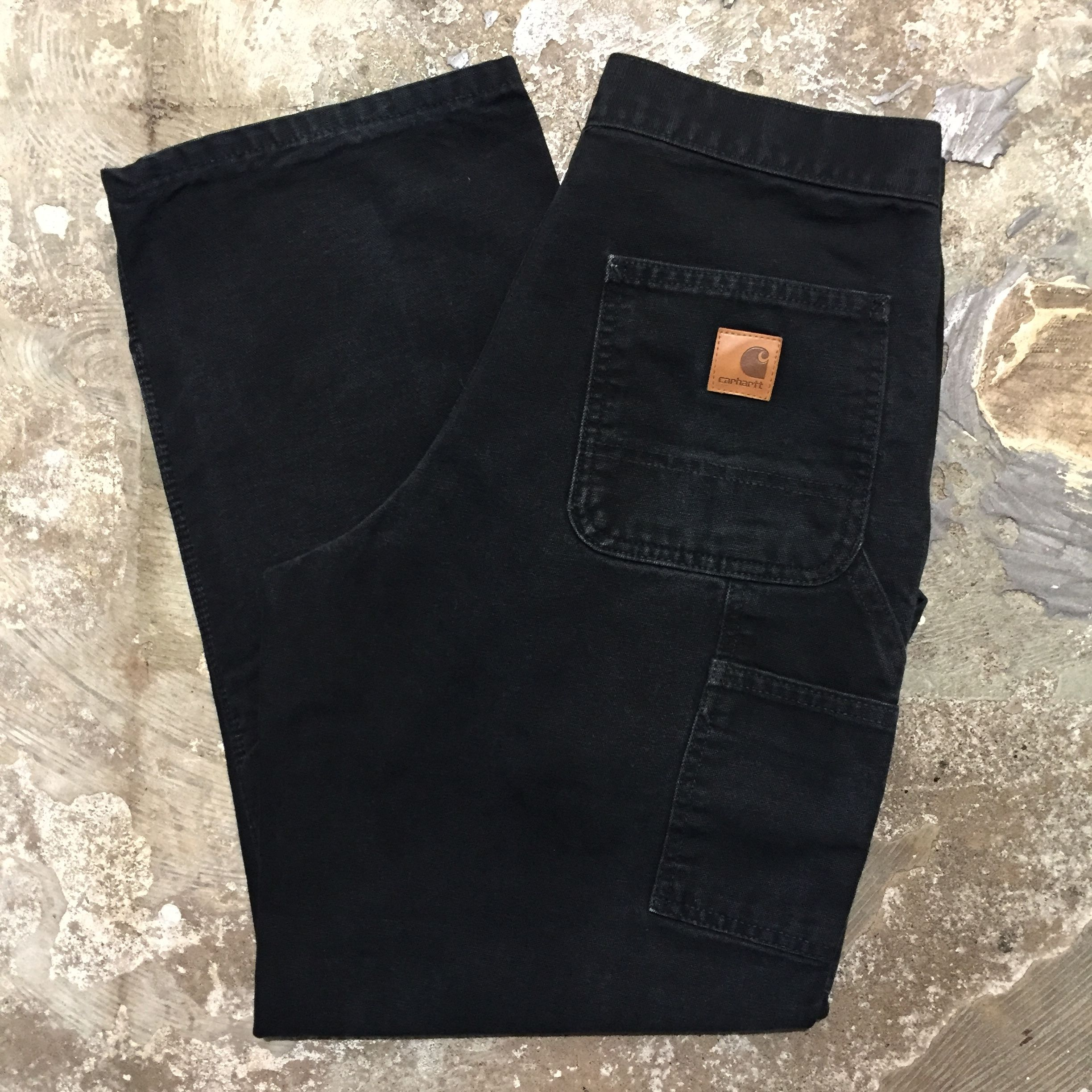 Carhartt Painter Pants BLACK   W : 29