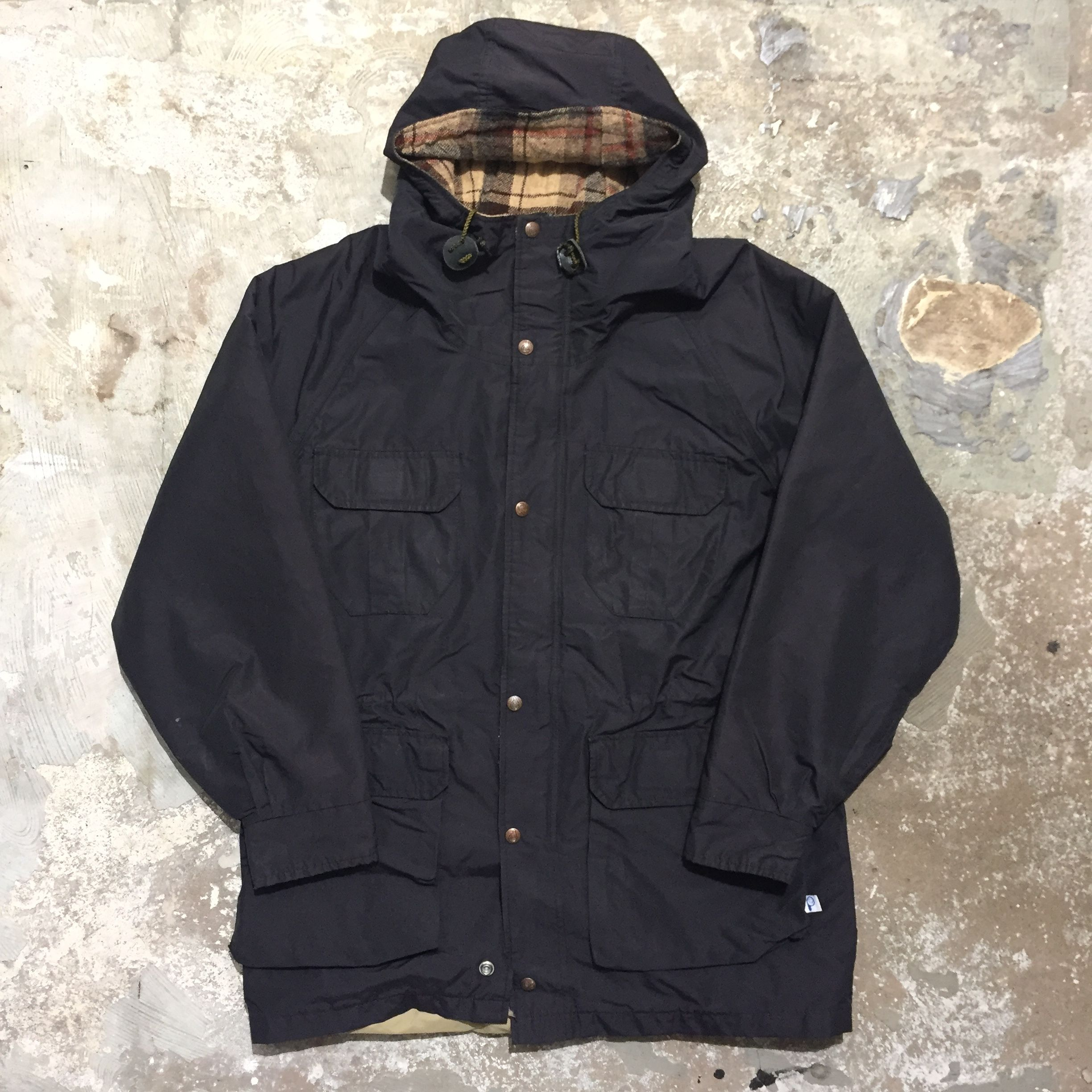 80's Penfield Wool Lining Mountain Parka