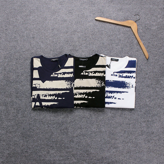 アルマーニ長袖Tシャツ シャツ インナー 3色 メンズ愛用 ARMANI  秋物  秋服