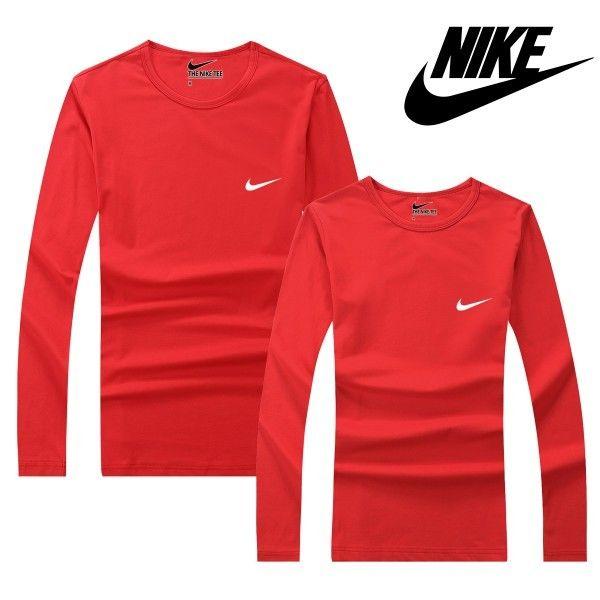 レッド 赤 1色 人気Nikeトレーナー 美品 ナイキスウェット 可愛い 男女兼用 ファッション カップル ペアルック