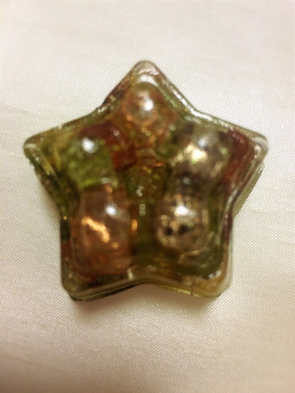 オルゴナイト【立体星型】小
