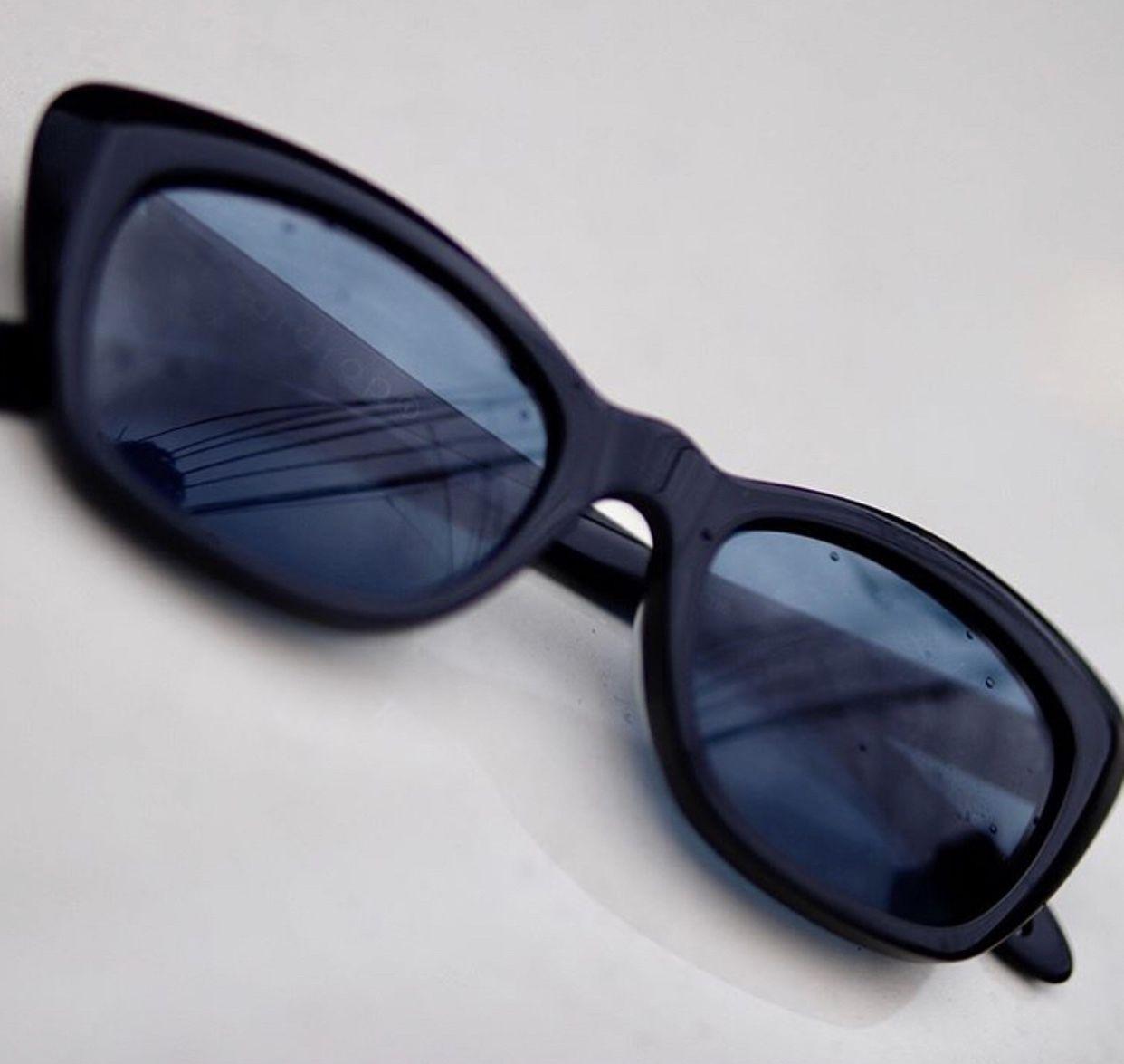 toast FOOT & EYEWEAR GEAR - ASHLYN (ブラック / ブルー)