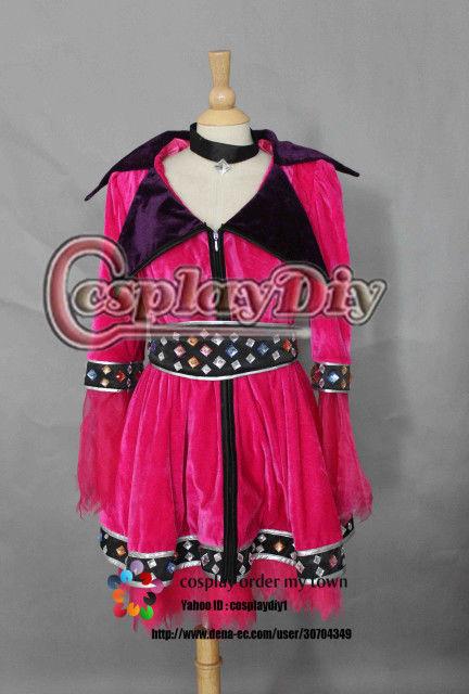 高品質 高級コスプレ衣装 ディズニーランド風 ハロウィン イースターワンダーランド 魔女ダンサー タイプ 衣装