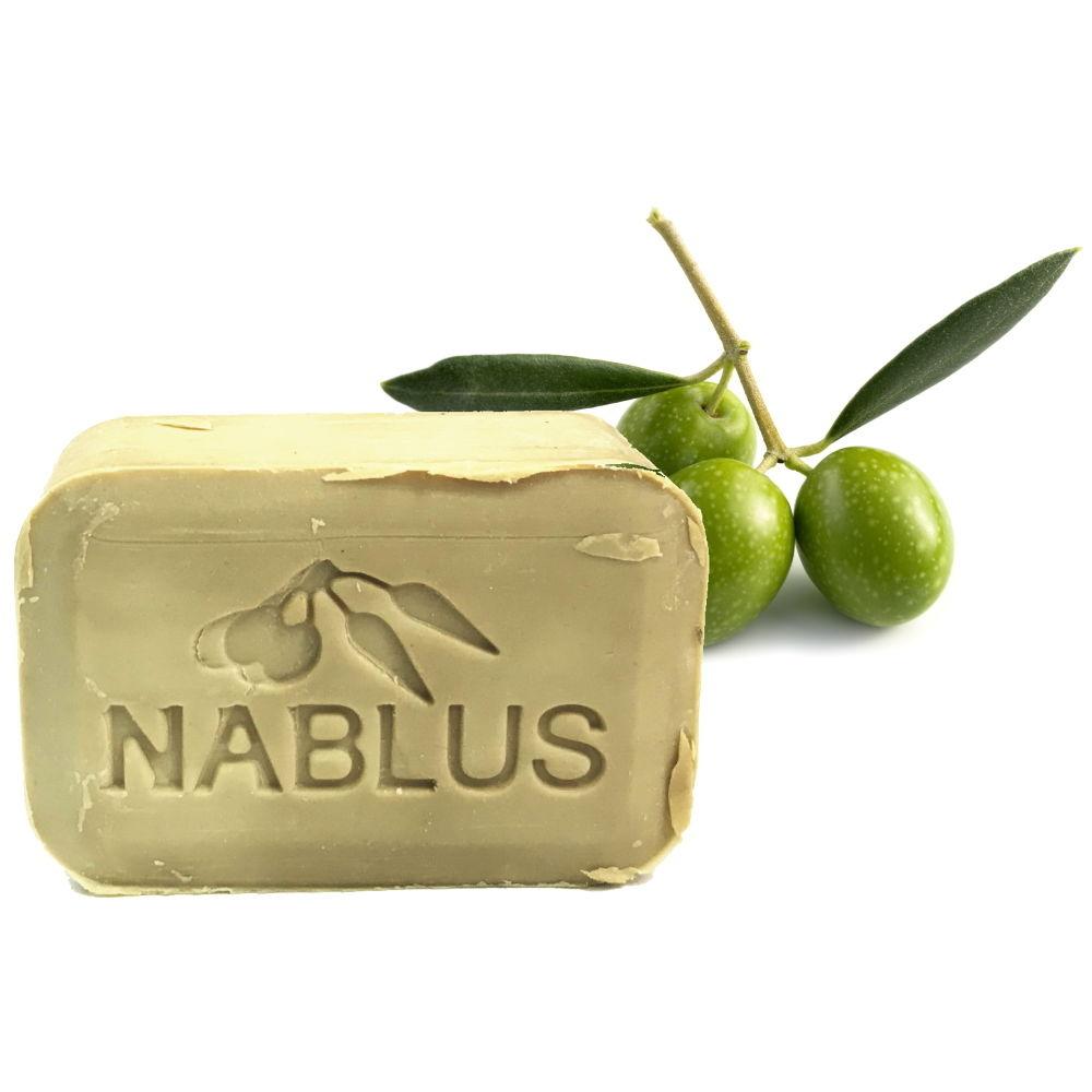 ナーブルスソープ [ナチュラルオリーブ / Natural Olive ]