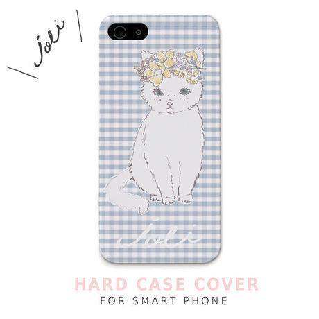 スマートフォン ケース JOLI CAT : Check