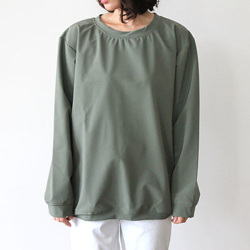 FUNCTIONAL SHIRT_OLIVE