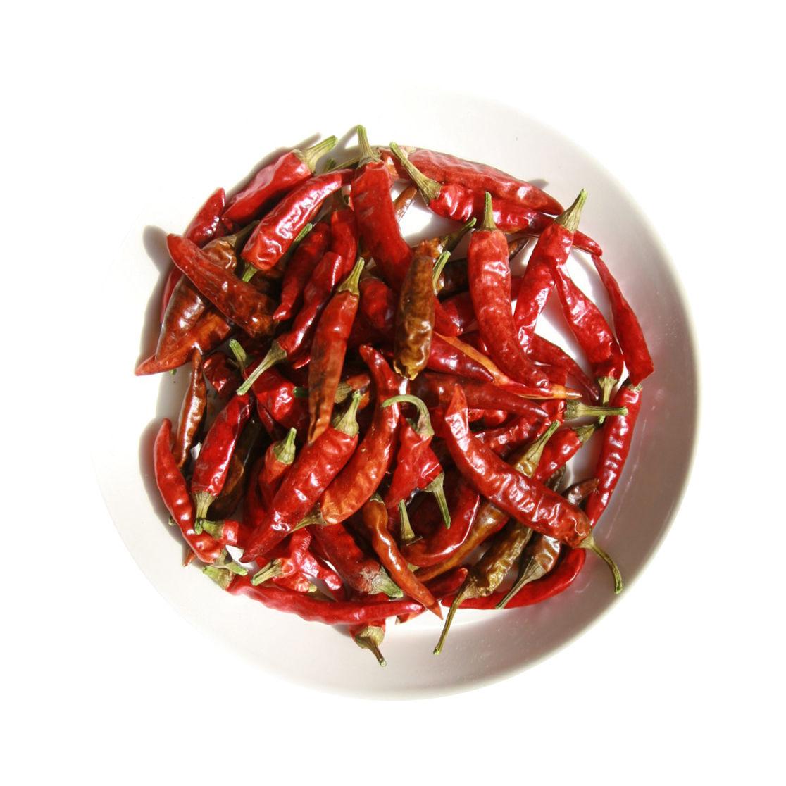 【食】 完全無農薬 おぐにの自然栽培「赤唐辛子」20g(熊本県小国町産 数量限定)