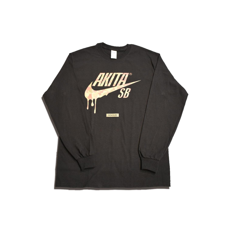 Akita SB Long T-Shirts ロングTシャツ