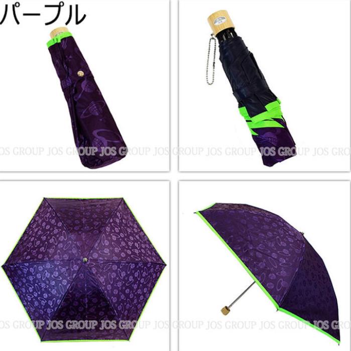 ヴィヴィアン 折りたたみ傘