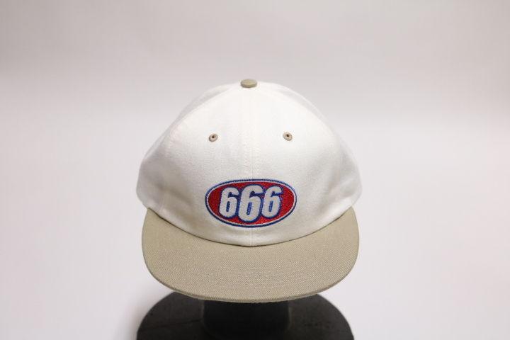 Supreme 2017S/S666 6-PANEL CAP WHITE