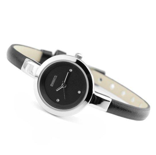 フェスティバルメモリアル時計 ギフト 海外ブランドEnemex スリムストラップ ファッション クォーツ レディース