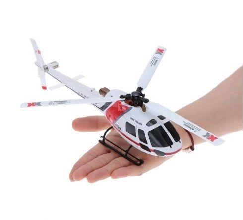 XK AS350 K123-B 6CH 3D 6G システムブラシレスモータBNF RCヘリコプター   プロポレス