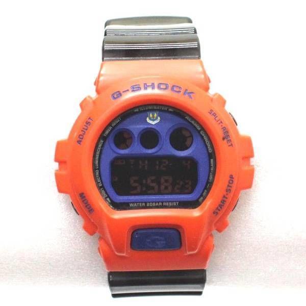 CASIO  G-SHOCK DW-6900MS カシオ Gショック ニューヨークニックス カスタム ORANGE オレンジ BLUE ブルー 腕時計