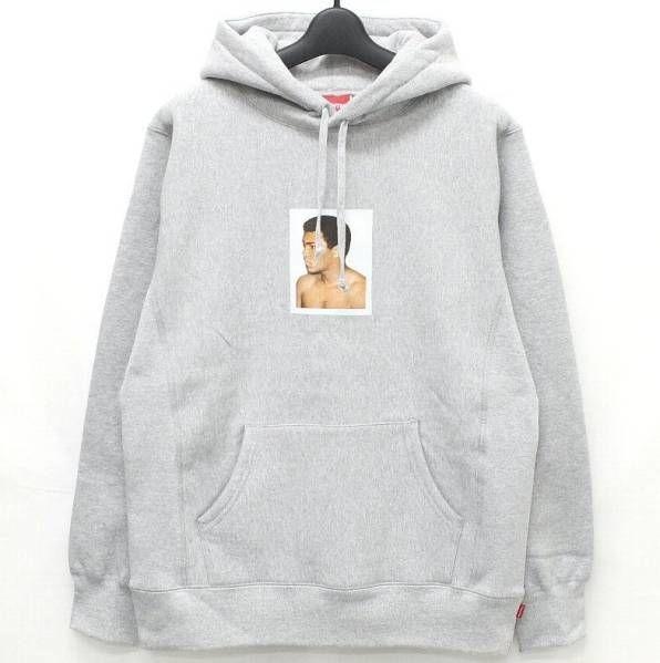 新品 SUPREME 【16SS】 シュプリーム Ali Warhol Hooded Sweatshirt アリ ウォーホル フーデッドシャツ スウェット パーカー フーディー