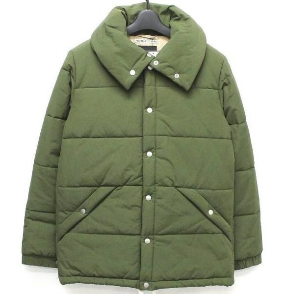 Penfield ペンフィールド CANYON DOWN JACKET キャニオン ダウン ジャケット GREEN OLIVE グリーン オリーブ 緑 山 60/40 ロクヨン S