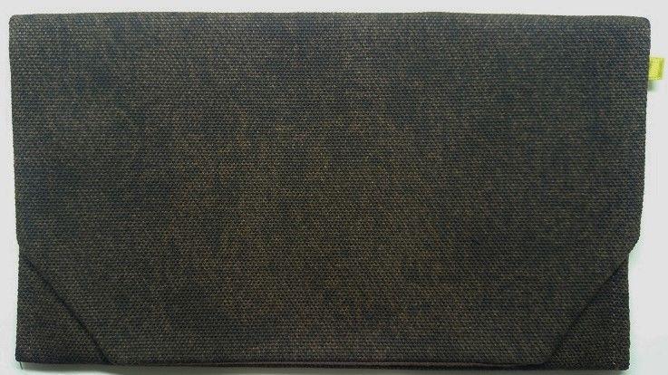 036BR-GWB-A 御朱印帳袋(御朱印帳約約16cm×11.5cm) バッカス(酒袋) 茶色