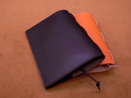 エルズファクトリーほぼ日手帳カバー、ブックカバー文庫版用