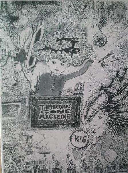 TOMORROWSGONEMAGAZINE vol.6(オムニバスCD付)