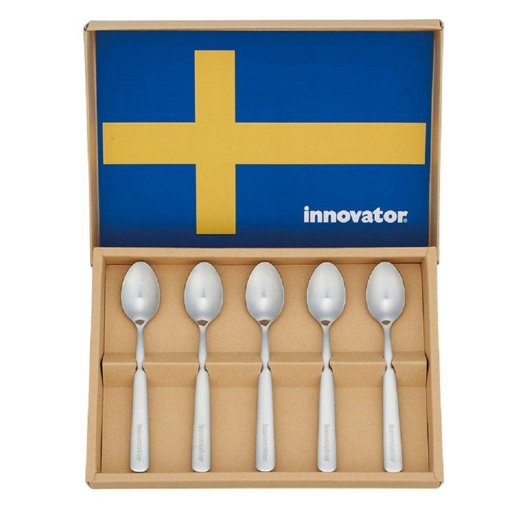 innovator (イノベーター) スウェーデン北欧デザイン コーヒースプーン 5本