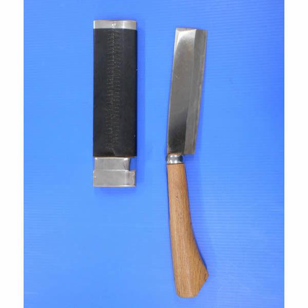 狩猟用ナタ 神野打刃物製作所製