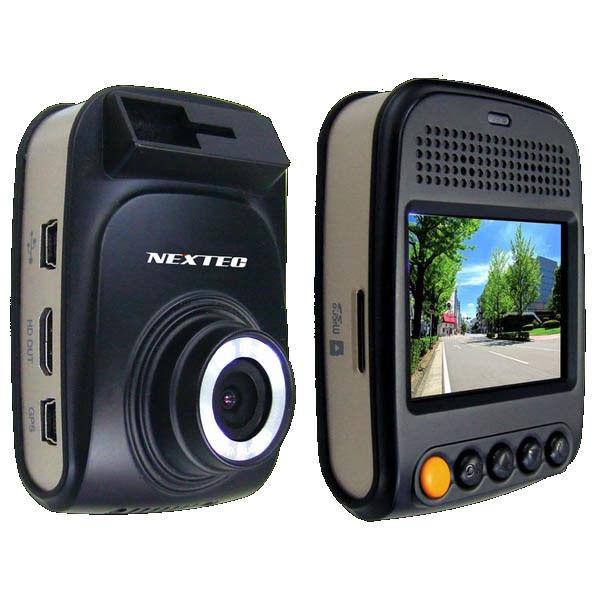 GPS機能付きドライブレコーダー GPSユニット付 [NX-DR301]