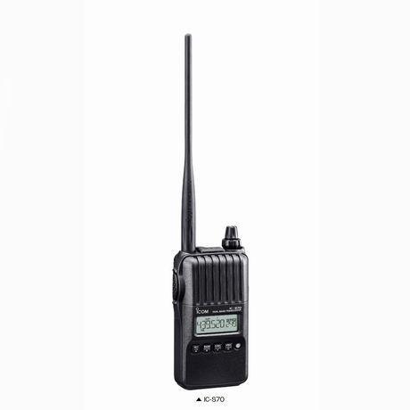 アマチュア無線機 IC-S70