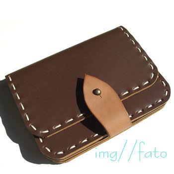 nanan(dompet-nb) 財布 ブラウン