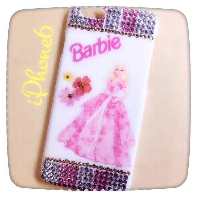 iPhone6 ケース [Barbie]