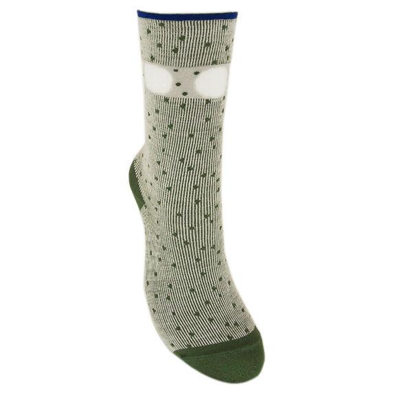 【nonnette】 Socks  NS147D-12
