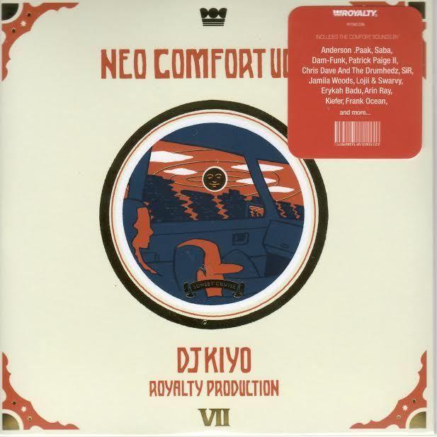 DJ KIYO / NEO COMFORT 7-sunset cruise-
