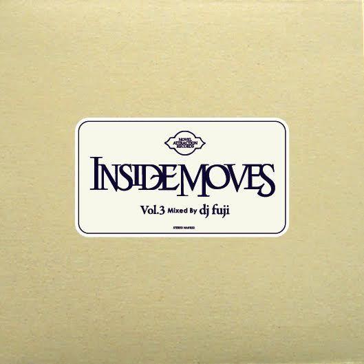 DJ FUJI / Inside Moves Vol.3