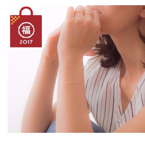 限定販売K10人気商品☆ネックレス&ブレスレット2点セットの福袋