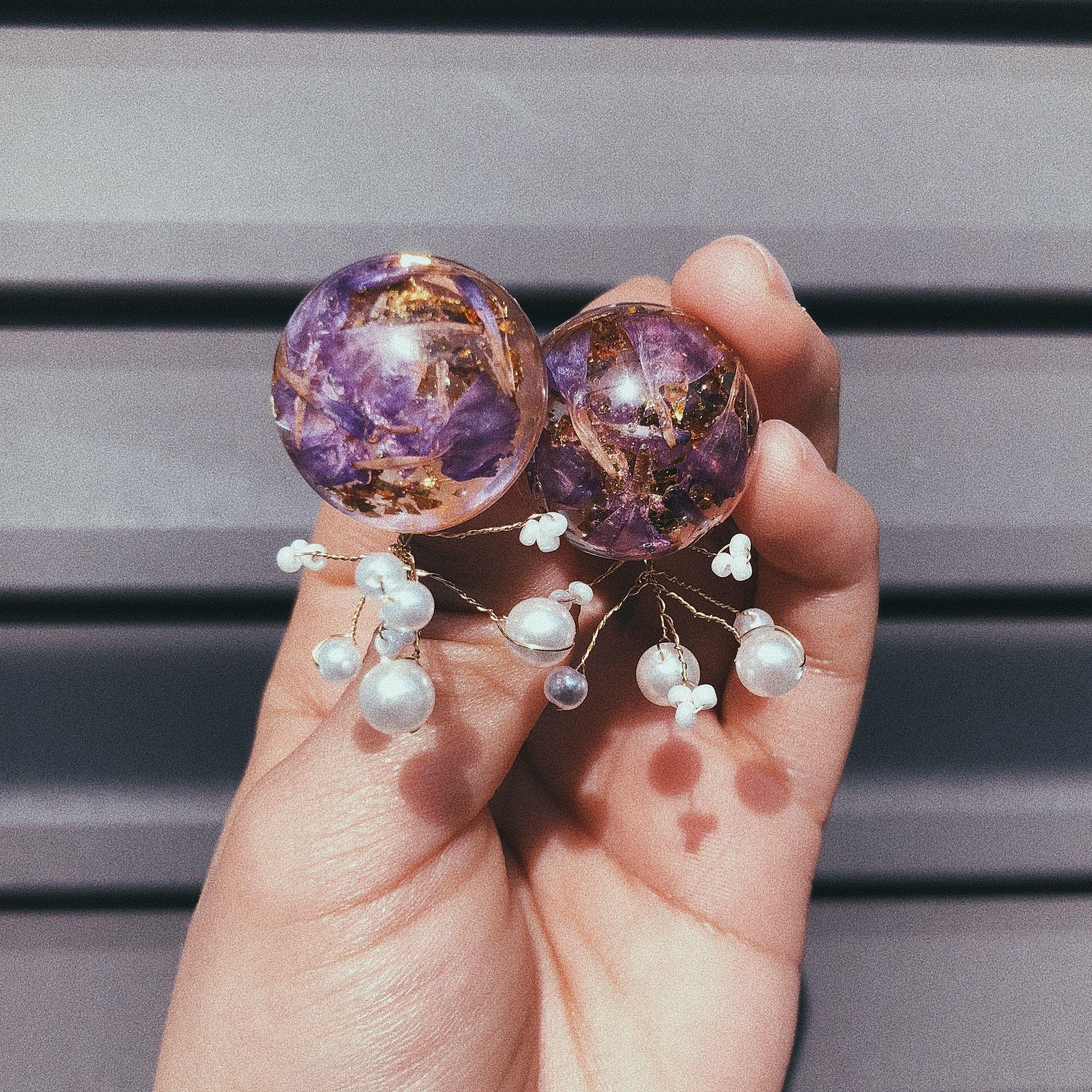 botanical × pearl