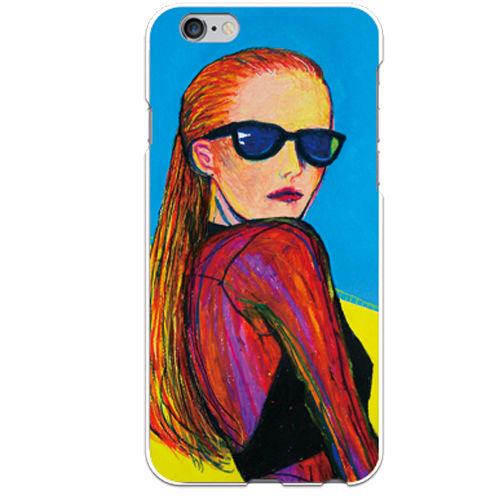 PED(ペッド) woman クリア ハード ケース(※側面部印刷なし) 対応5機種(iPhone機種)