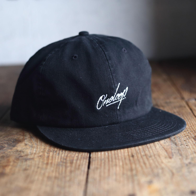 nuttyclothing / ONELOOP 6 Panel BB CAP