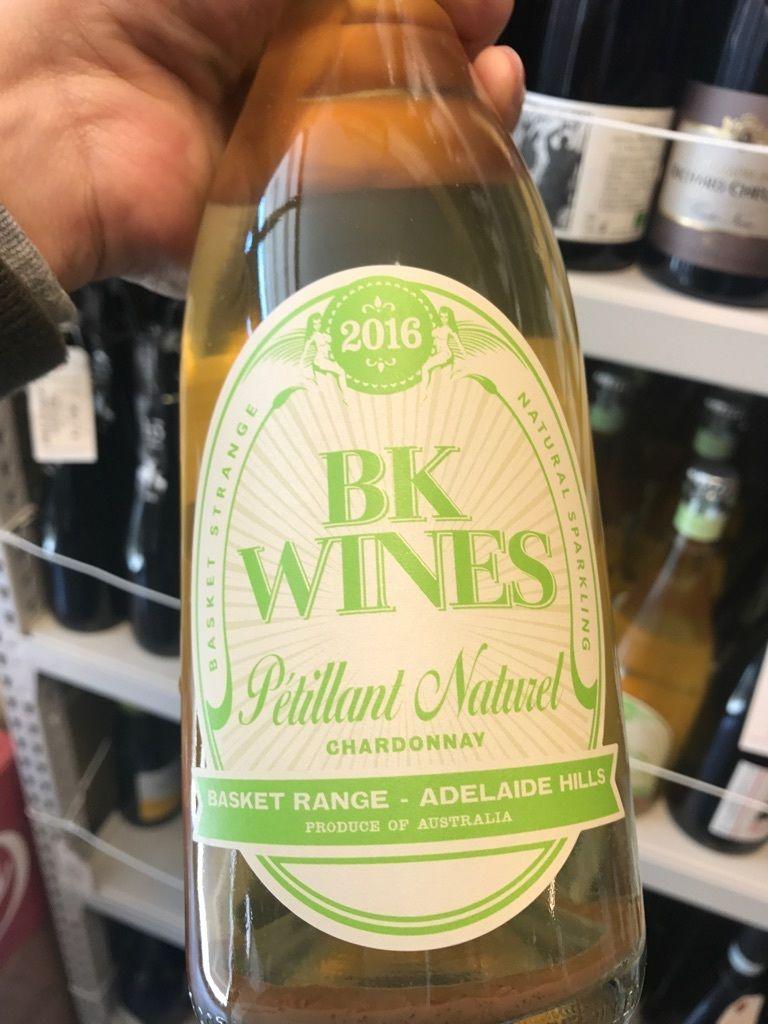 BKワインズ ペティアンナチュレル 2016 泡