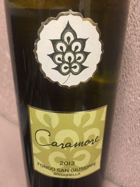 フォンド サンジュゼッペ 12 カラモーレ 白