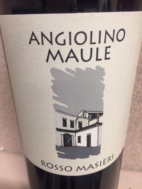 アンジェリーノ マウレ 14 ロッソ マシエリ