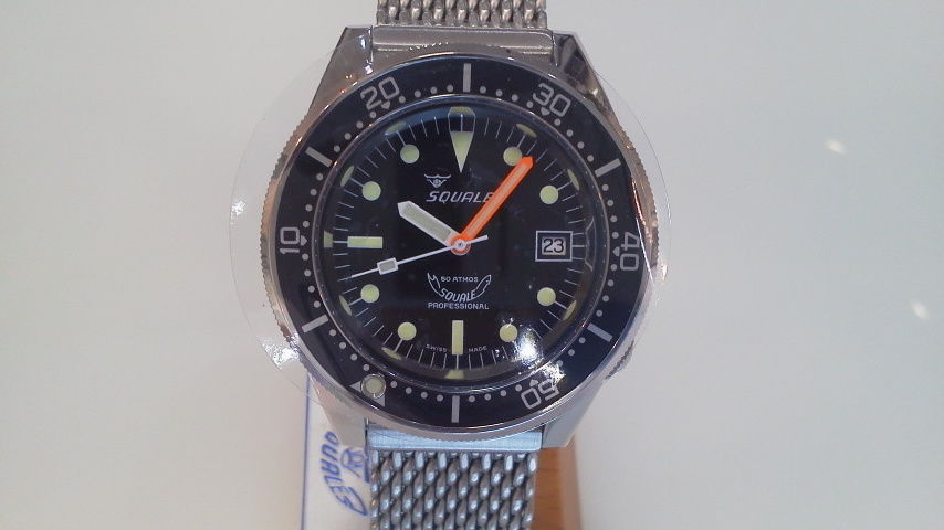 SQUALE スクワーレ 1521/026 プロフェッショナル50atmos
