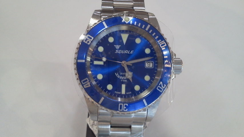 SQUALE スクワーレ 1545 BlueRay
