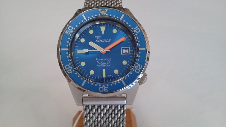 SQUALE スクワーレ 1521OCEAN プロフェッショナル50atmos