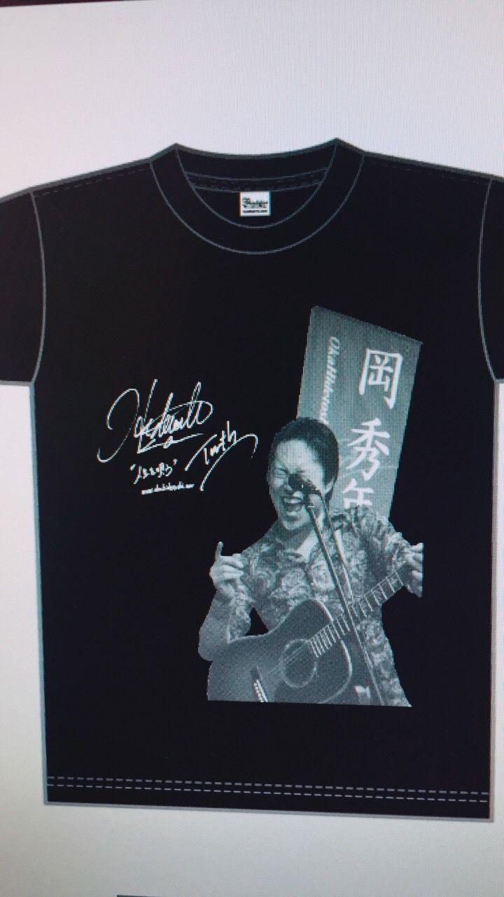 【完売間近】Tシャツ