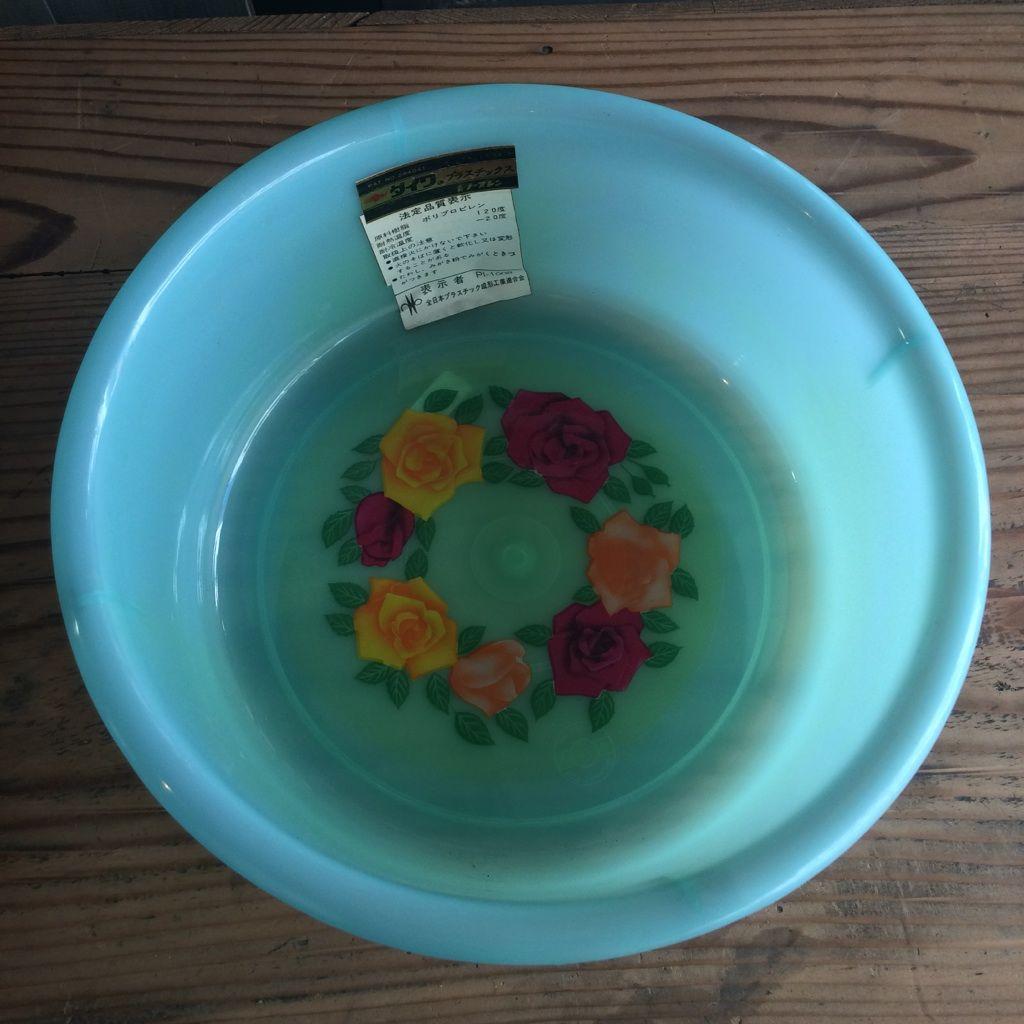 60. 風呂桶 ダイワのプラスチックス 大