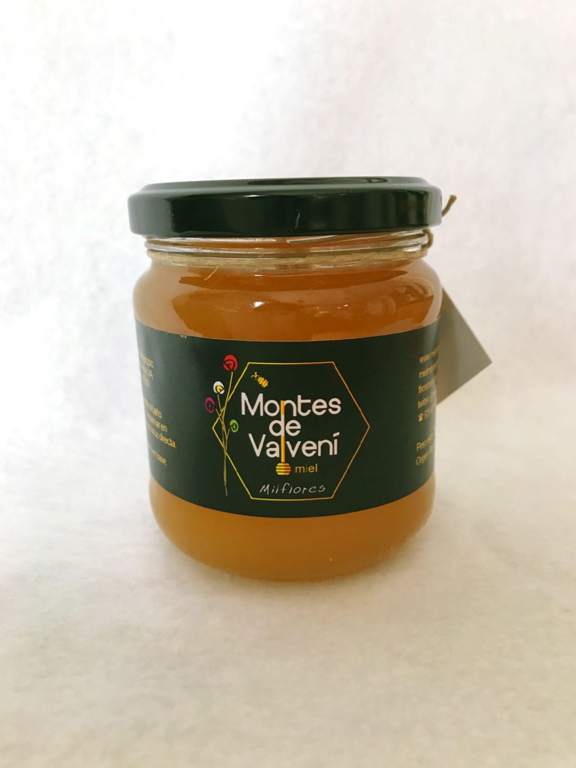 ハーブのマルチフラワー生ハチミツ(限定商品)