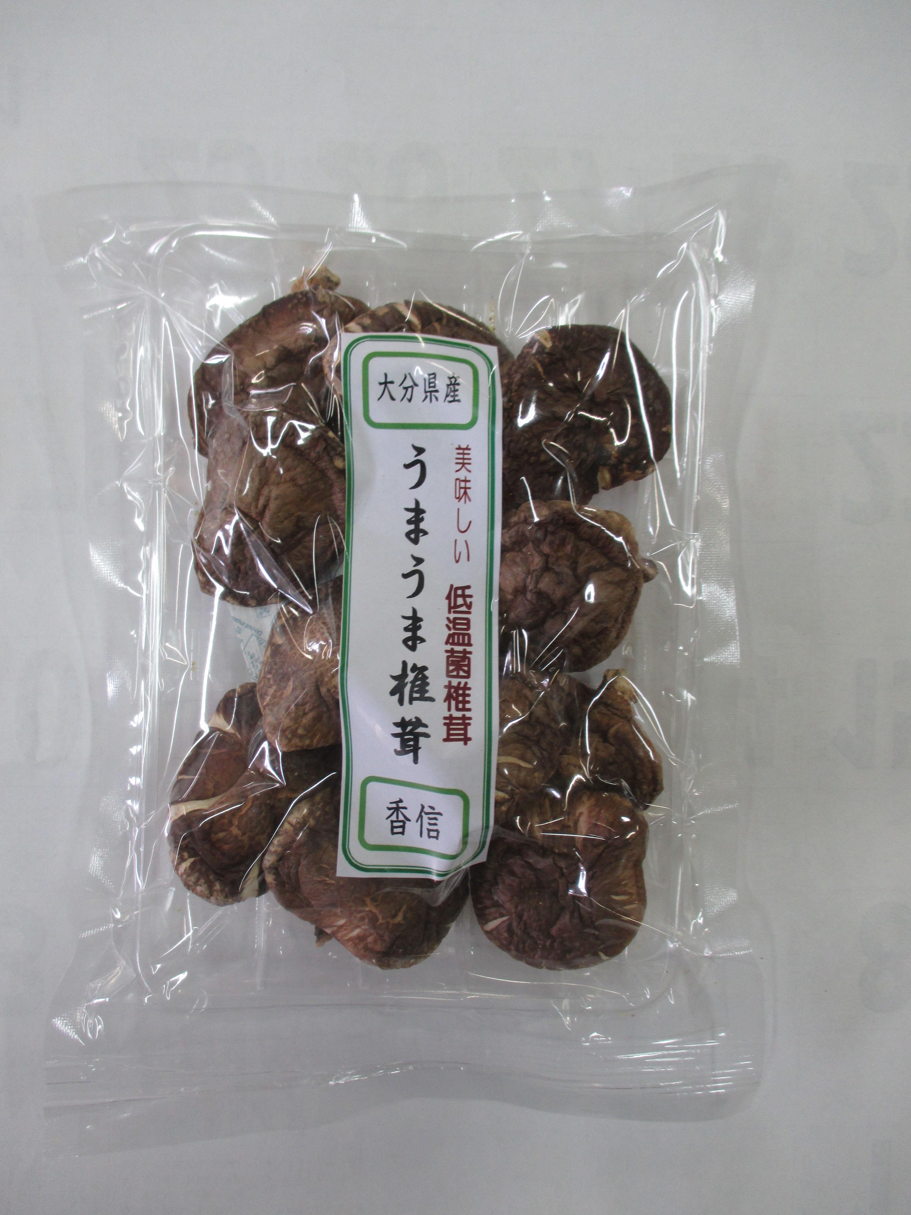 大分県産うまうま椎茸 香信 40g