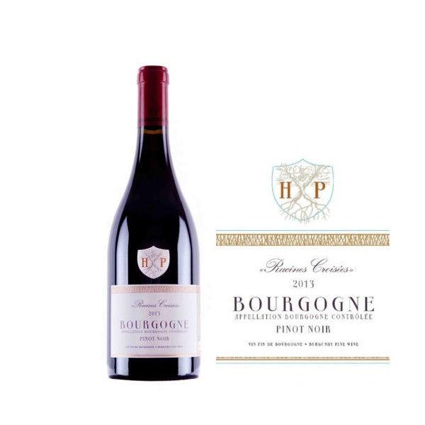 フランス ブルゴーニュ の赤ワイン 「ピノ・ノワール アンリ・ピオン 2013年」750ml
