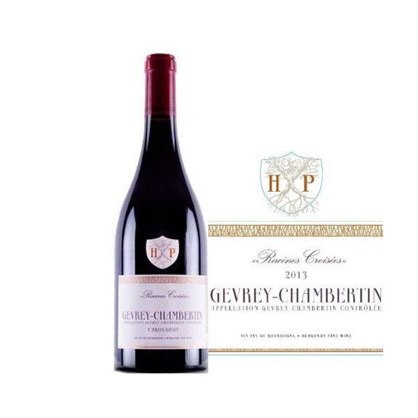 フランス最高級の赤ワイン  ブルゴーニュ コート・ド・ニュイ ジュヴレ・シャンベルタンの赤ワイン ピノ・ノワール リアンリ・ピオン 2014年   750ml