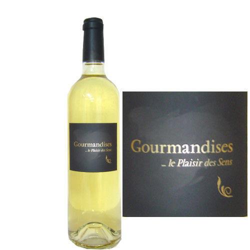 フランス 甘口白ワイン ラングドック AOCサン・シニアン  ドメーヌ・ベロ キュヴェ グルマンディーズ  2016年 750ml